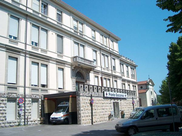 L'ospedale San Pellegrino di Castiglione