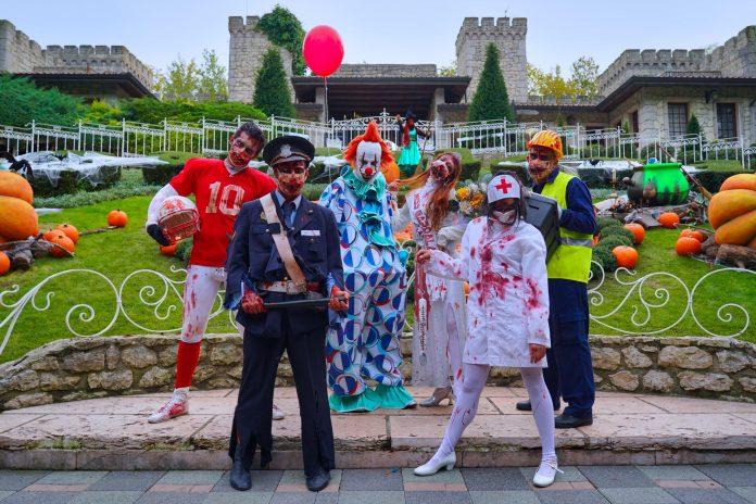 Inaugurata una nuova edizione di Gardaland Magic Halloween