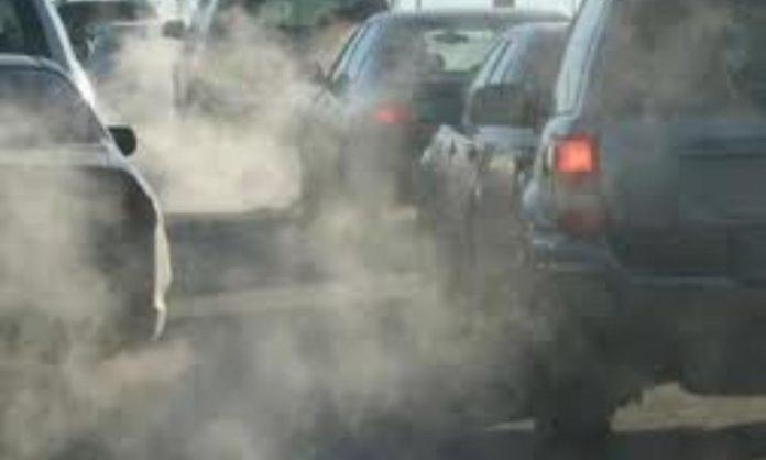 Smog, blocco del traffici